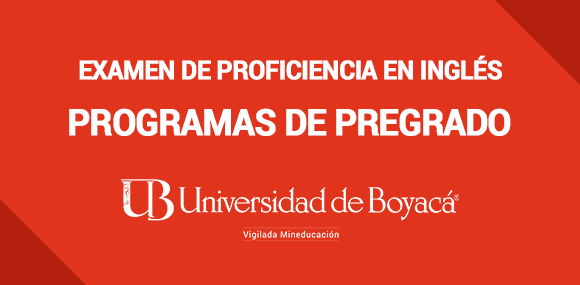 Examen proficiencia pregrado