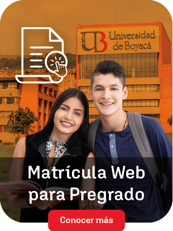 Matrícula web Pregrado