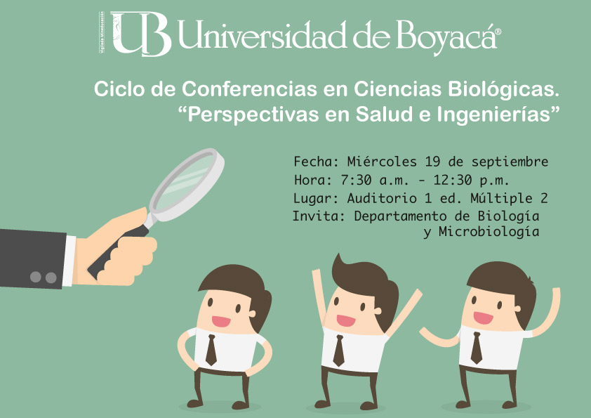 Ciclo de Conferencias en Ciencias Biológicas