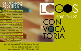 Convocatoria Revista LOGOS 2018-20