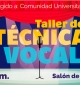 Taller de Técnica Vocal